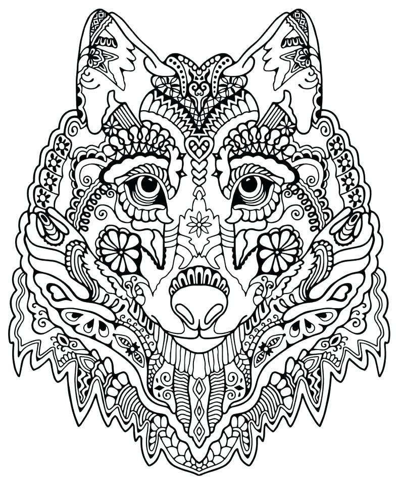 788x960 Coloring Pages Advanced Free Advanced Coloring Pages And Free