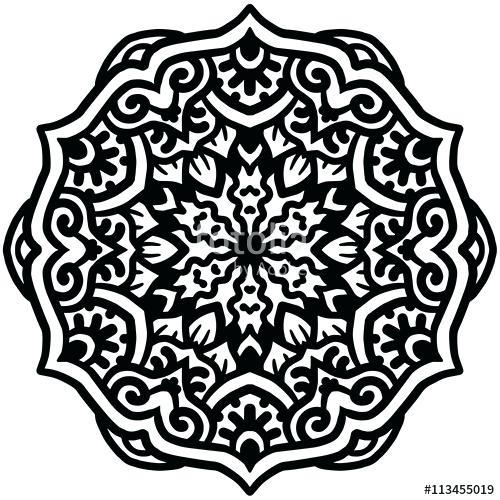 500x500 Mandala Color Mandala Coloring Pages Mandala Coloring Pages