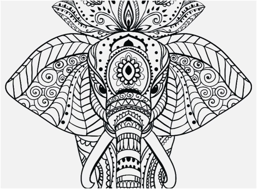 827x609 The Suitable Collection Mandala Coloring Pages Advanced Level