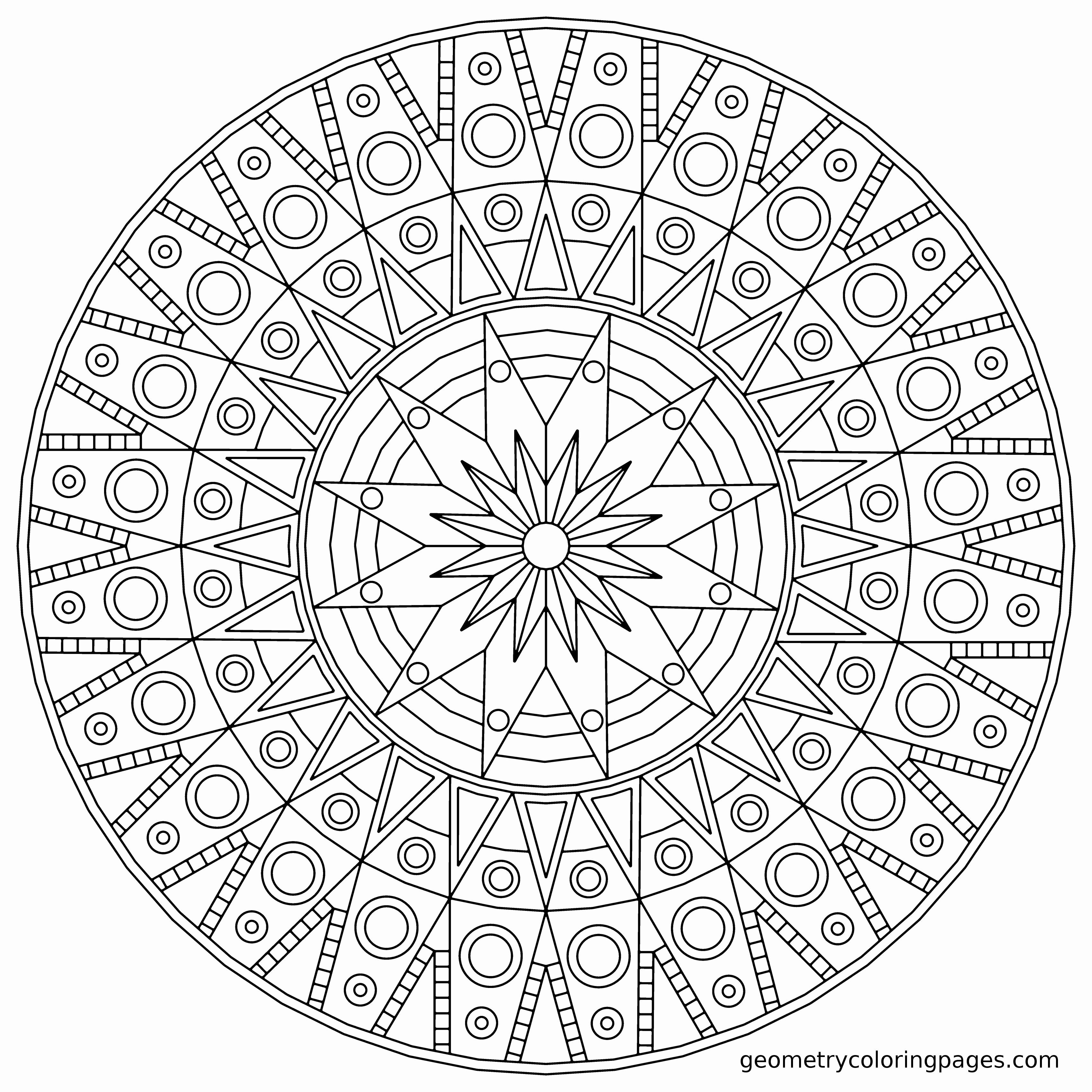 3400x3400 Mandala Coloring Pages Online Unique Best Mandala Coloring Pages