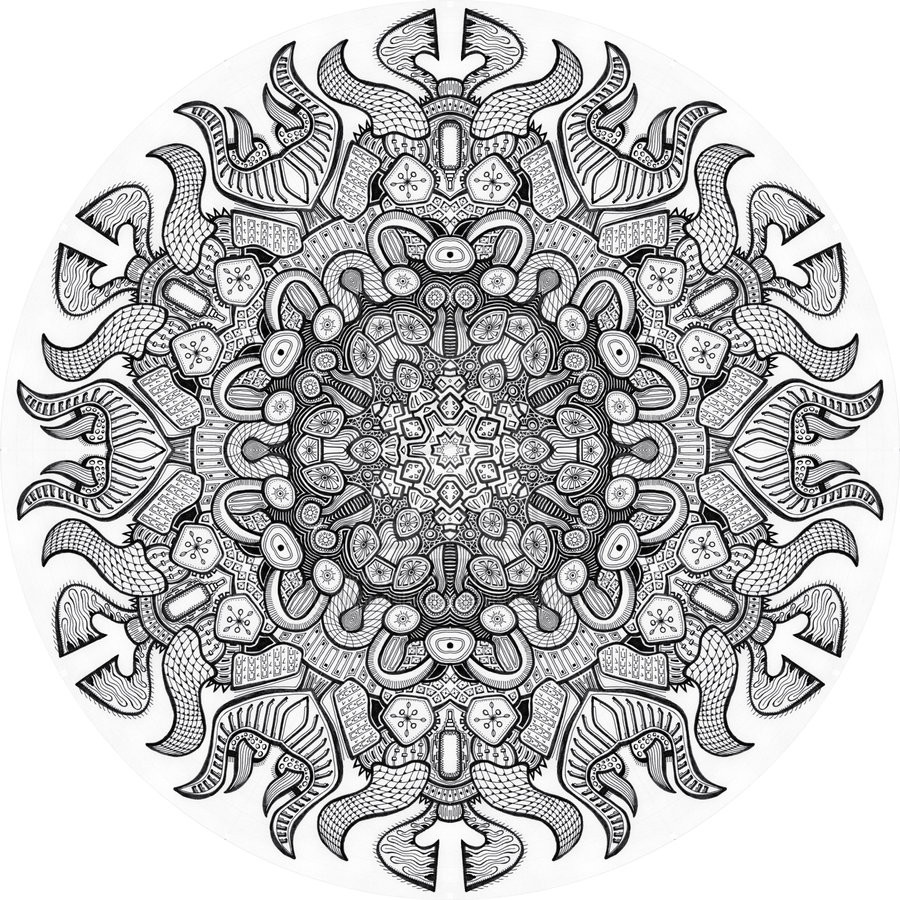 900x900 Luxury Images Of Mandala Coloring Pages Advanced Level Oil