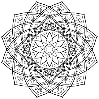 320x320 Coloring Pages Ideal Adult Mandala Coloring Pages
