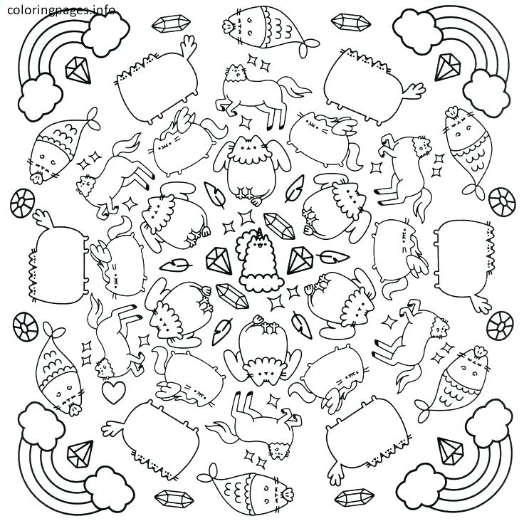 736x732 Free Coloring Pages Pdf Coloring Pages Together With Print A Free