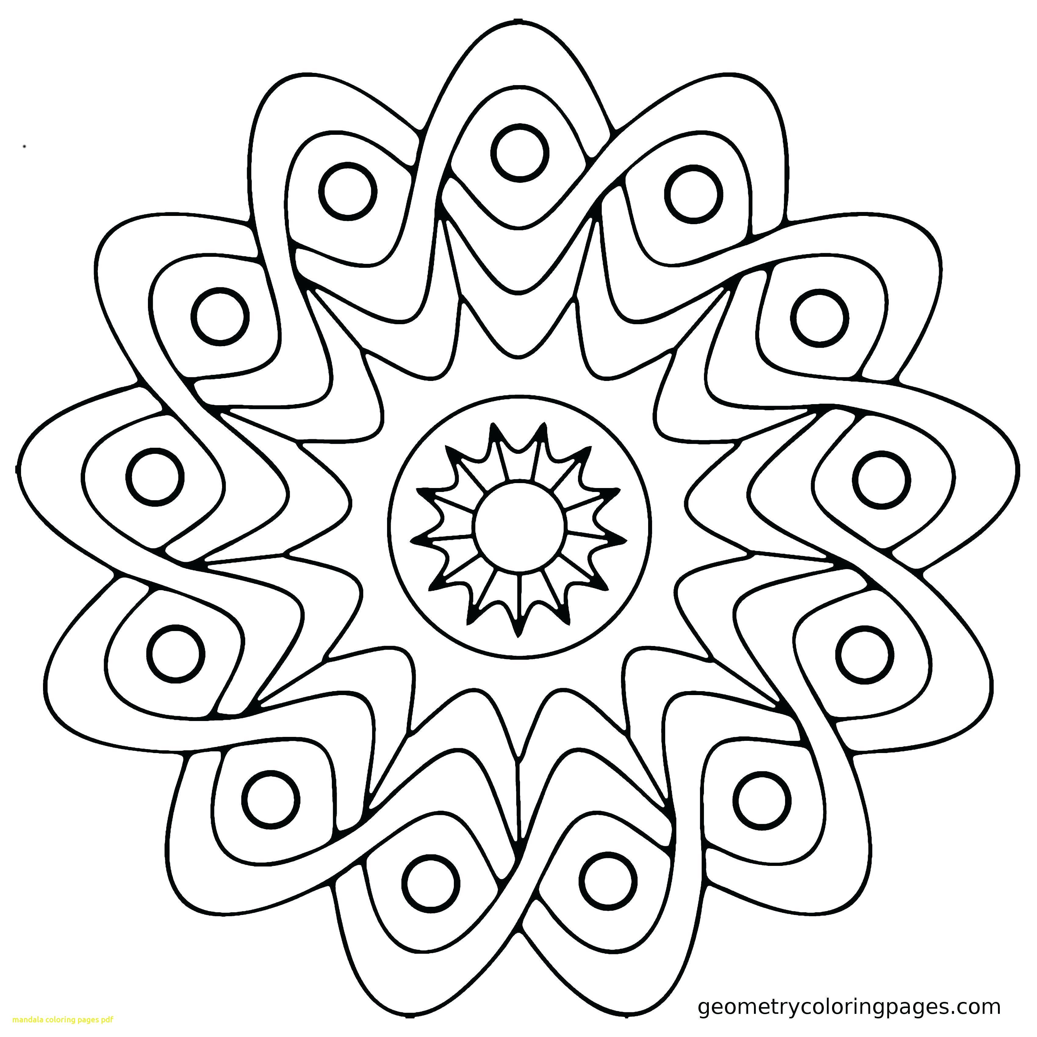 3400x3400 Mandala Coloring Pages Pdf