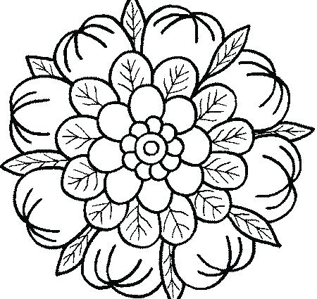 Mandala Coloring Pages Pdf At Getdrawings Free Download