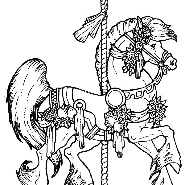 600x600 Seahorse Coloring Pages Seahorse Coloring Pages Seahorse Mandala