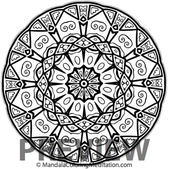 340x340 Are You Ready To Start Your Mandala Coloring Transformation