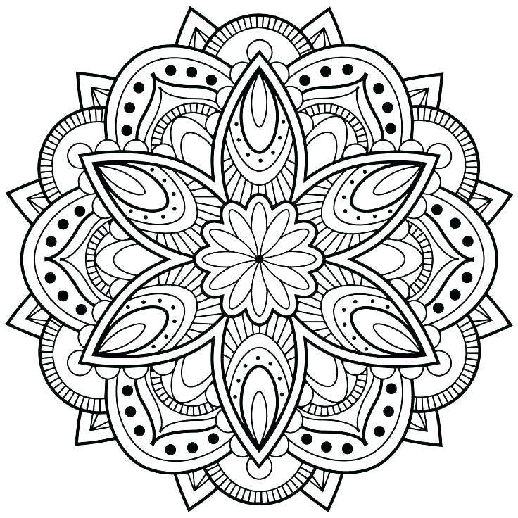 736x736 Celtic Heart Mandala Coloring Pages Images Of Mandala Coloring