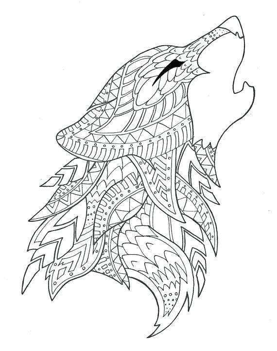570x722 Coloring Pages Cool Designs Fresh Printable Geometric Coloring