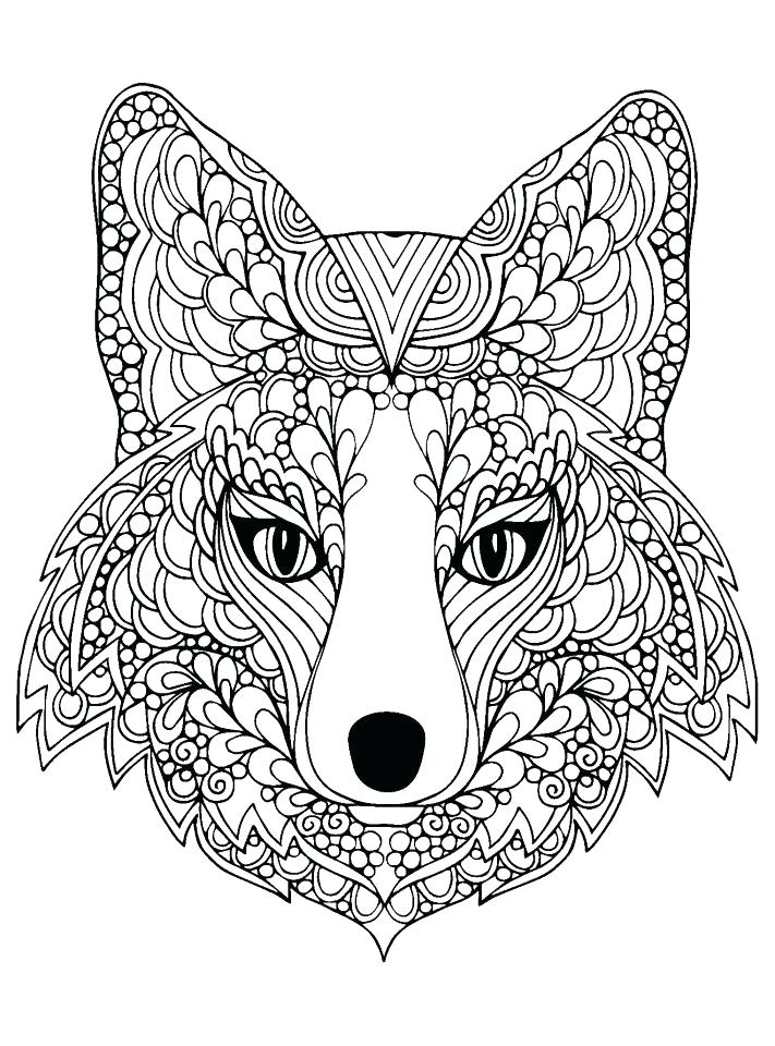 711x960 Coloring Pages Of Wolves Kids Coloring Print High Quality Wolf