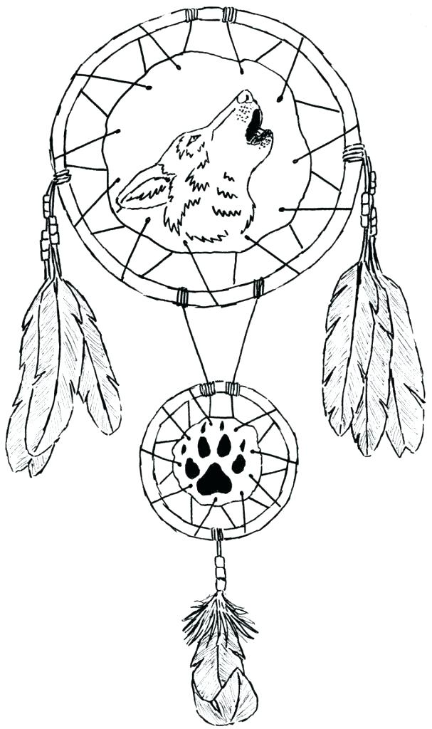 607x1024 Coloring Pages Wolf Print Cute Wolf Adult Mandala Grown Up