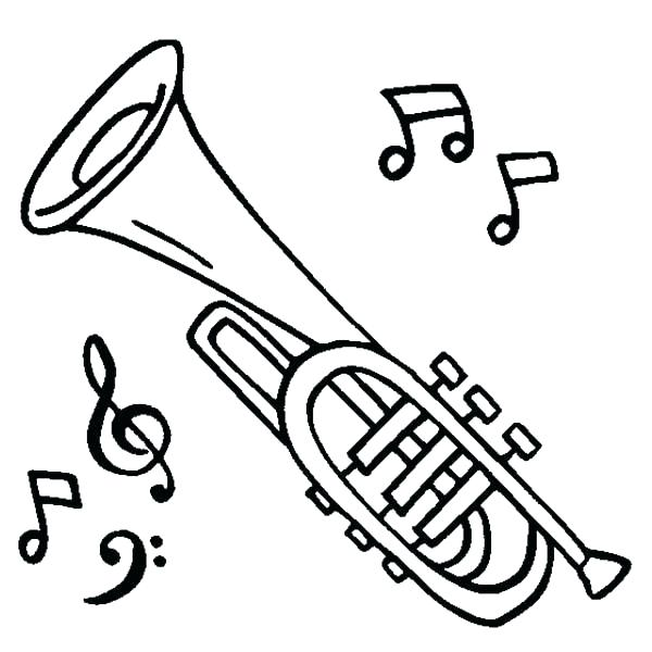 600x600 Musical Instruments Coloring Pages Coloring Page Musical