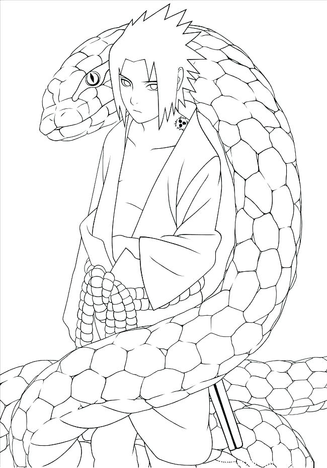 650x928 Naruto Manga Color Pages Coloring Pages Coloring Printable