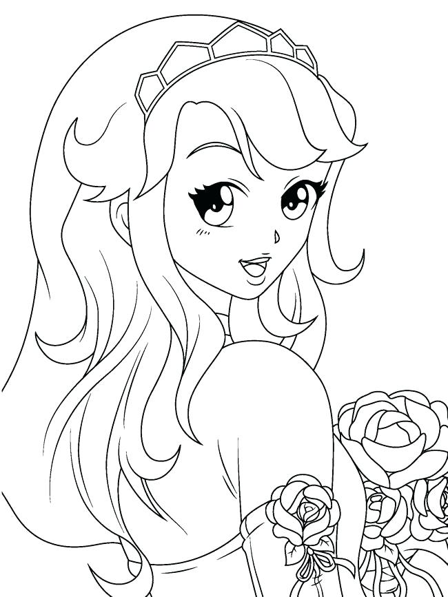 650x867 Manga Coloring Pages Lovely Manga Coloring Pages For Your Coloring