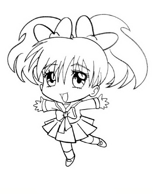 526x666 Manga Coloring Pages Coloring Pages For Kids