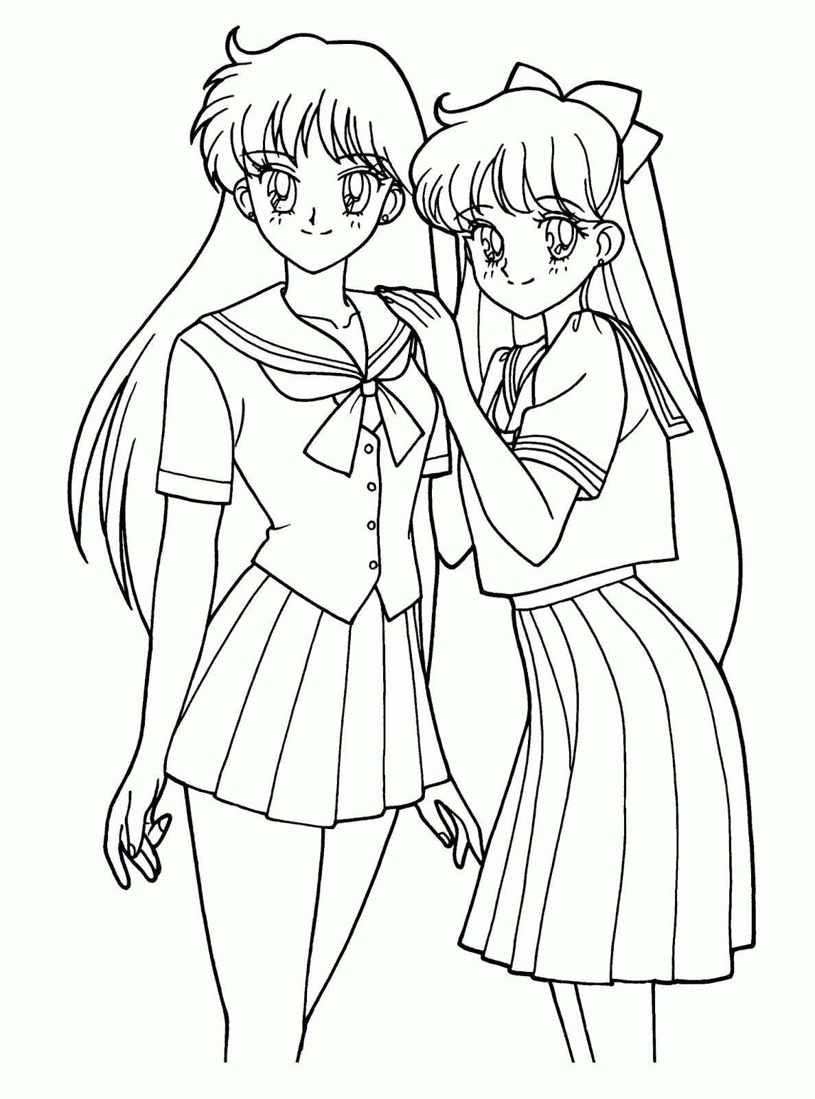1187x1600 Manga Coloring Pages Fresh Free Printable Chibi Coloring Pages