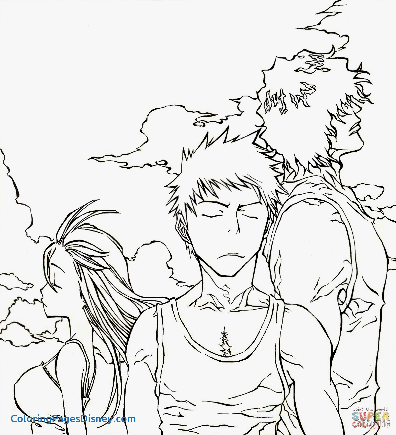 1515x1661 Claymore Manga Coloring Pages Inspirational Sinbad Pirate Coloring
