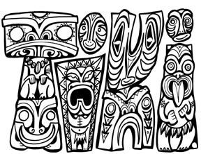 Maori Coloring Pages At Getdrawings Free For Personal