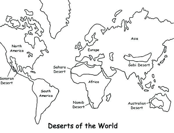 600x460 Australia Map Coloring Page Treasure Map Coloring Page Treasure