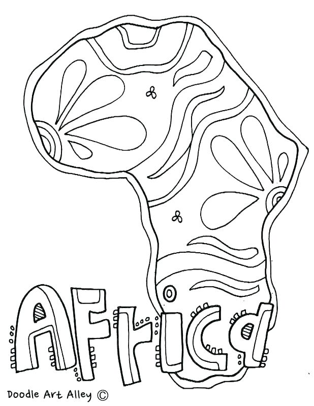 618x800 Continent Coloring Pages World Map Coloring Page For Kindergarten