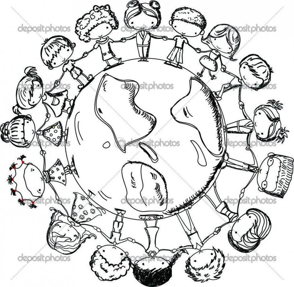 940x917 World Coloring Pages Free Printable Coloring Pages For Kids World