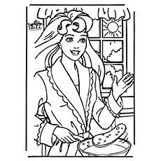 Maple Syrup Coloring Pages