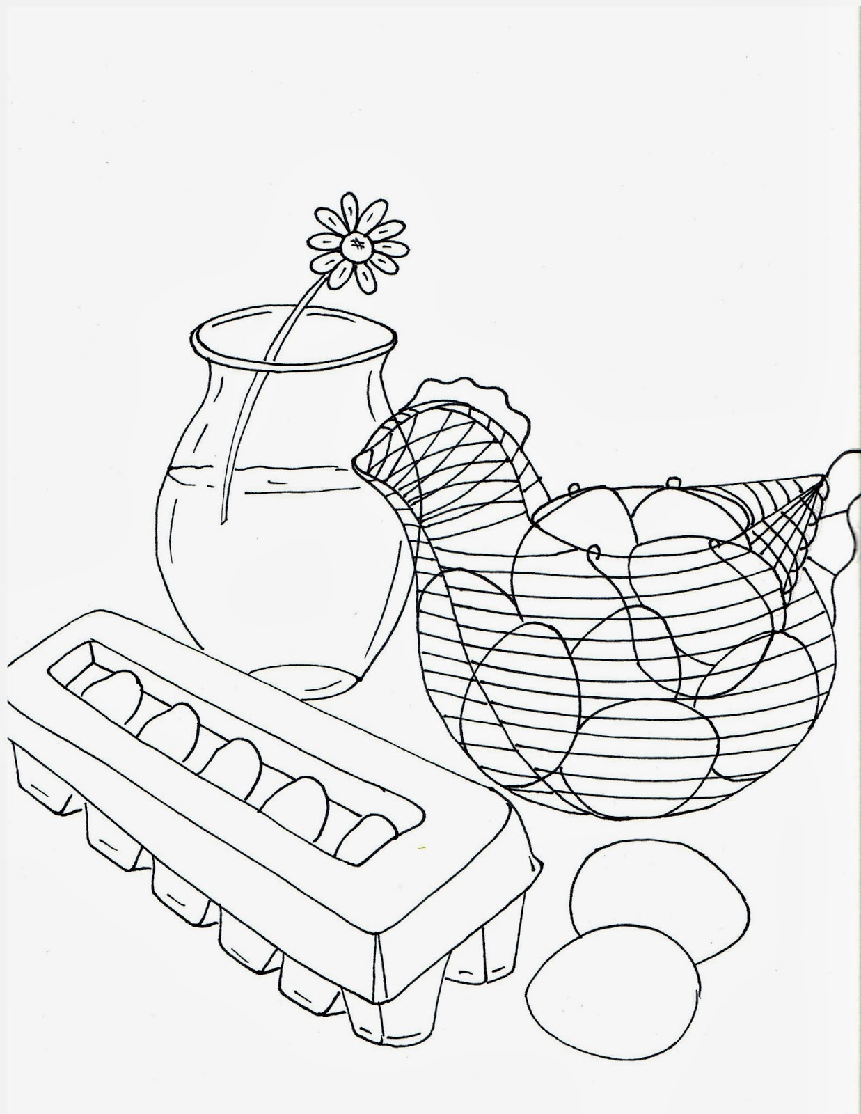 1237x1600 Maple Syrup Coloring Pages