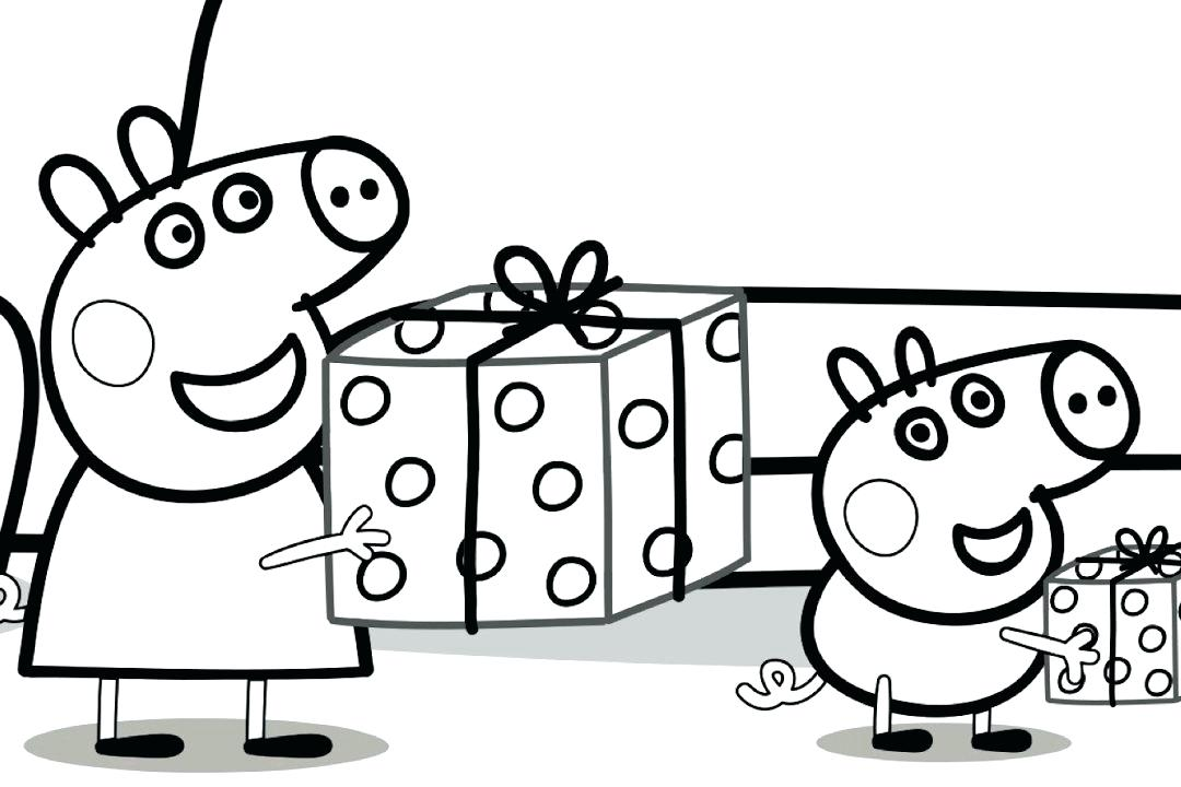1080x720 Piglet Coloring Pages Drawing For Kids Videos For Kids Daily