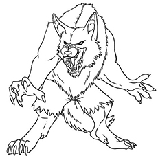 230x230 Top Free Printable Monster Coloring Pages Online