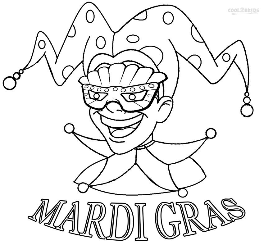 photograph regarding Printable Mardi Gras Mask referred to as Mardi Gras Coloring Web pages at  Absolutely free for