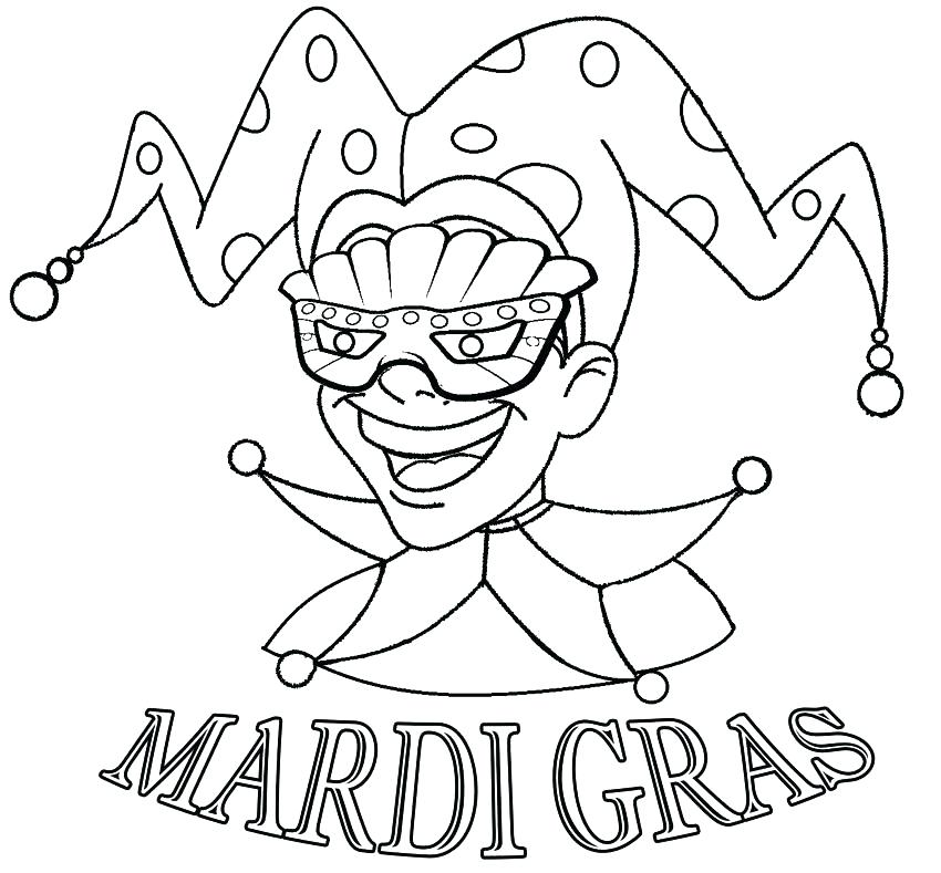 850x789 Mardi Gras Masks Coloring Pages Coloring Pages Free Printable