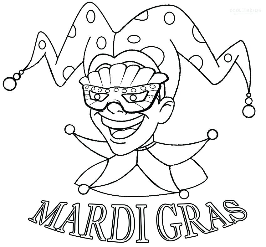 850x789 Mardi Gras Coloring Pages Free Printable Coloring Pages Mardi Gras