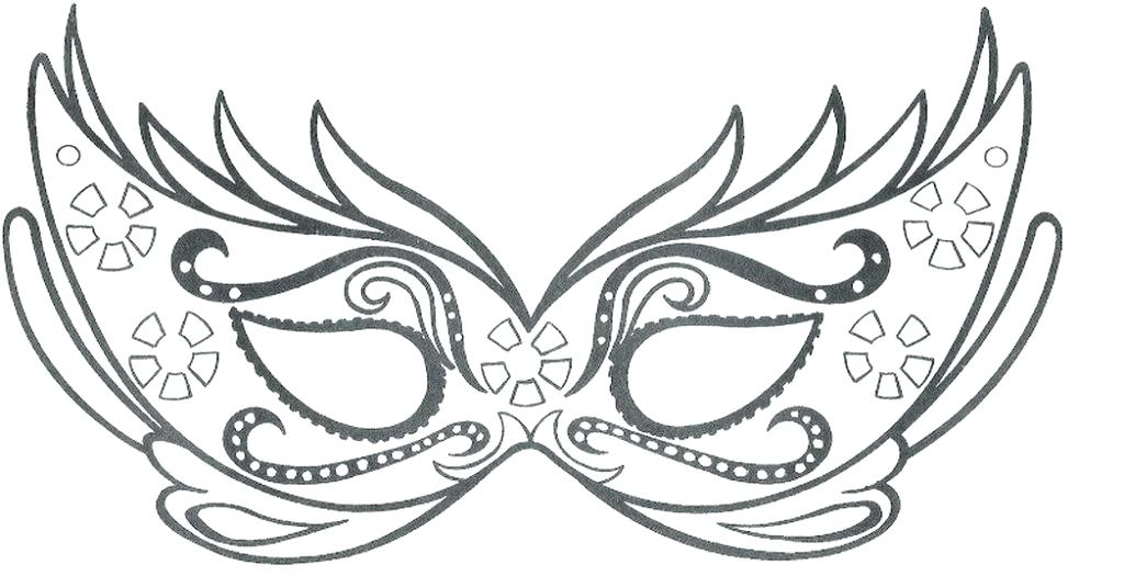 1024x525 The Mask Coloring Pages Mask Printable Coloring Pages The Mask