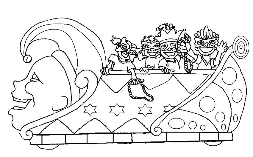 850x526 Mardi Gras Masks Coloring Pages Fresh Coloring Pages And Parade