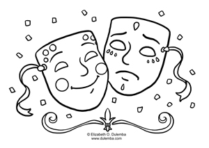 300x213 Dulemba Coloring Page Tuesday