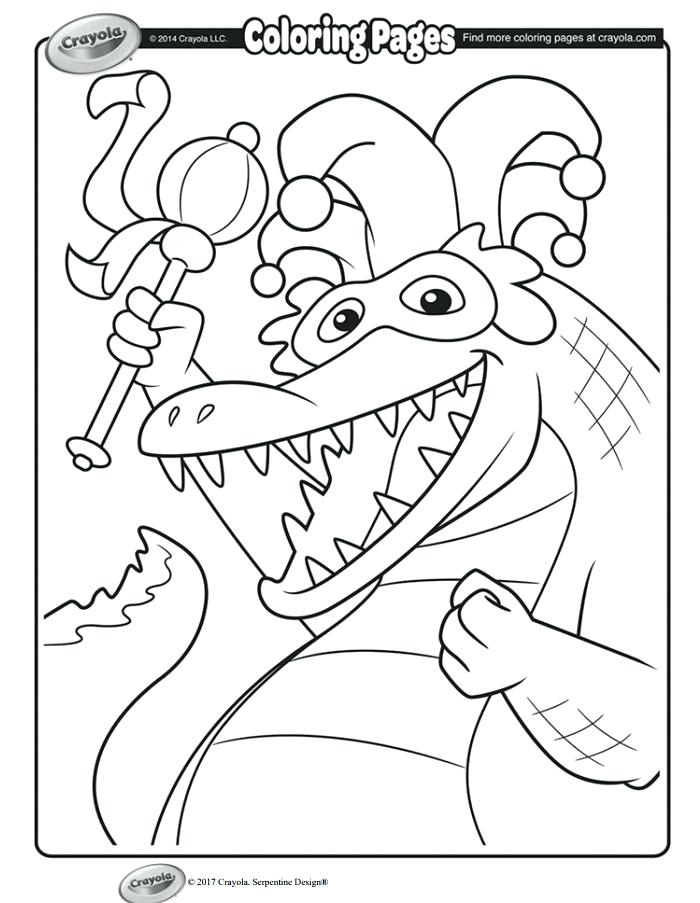 700x903 Mardi Gras Coloring Page For Kids Little Kid Acting Like Jester