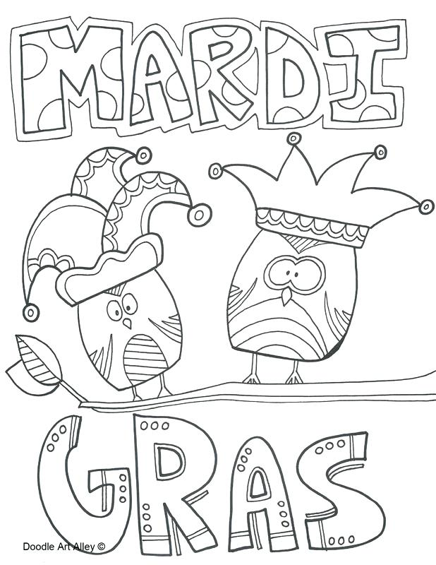 618x800 Mardi Gras Coloring Page Mardi Gras Coloring Pages Free