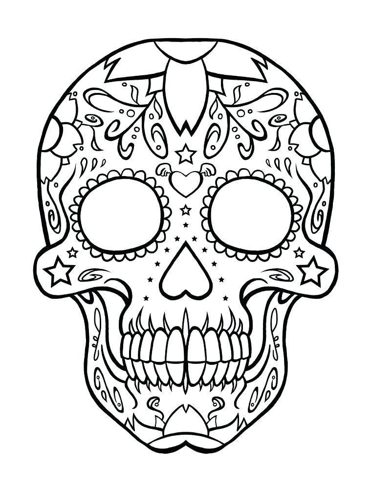 759x1000 Mariachi Skeletonday Of The Dead Skeletons Coloring Pages