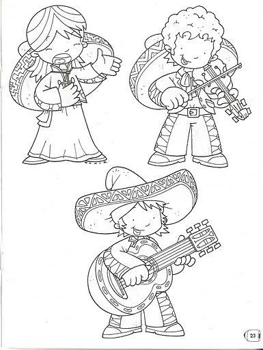 385x512 Mexican Mariachi