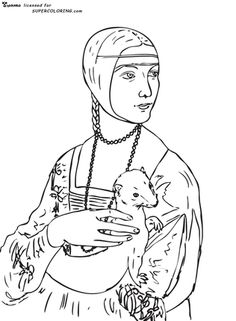 236x321 Marie Antoinette Coloring Pages
