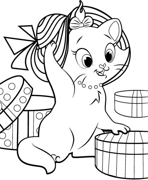 600x731 The Aristocats Race Challenge Coloring Pages Bulk Color