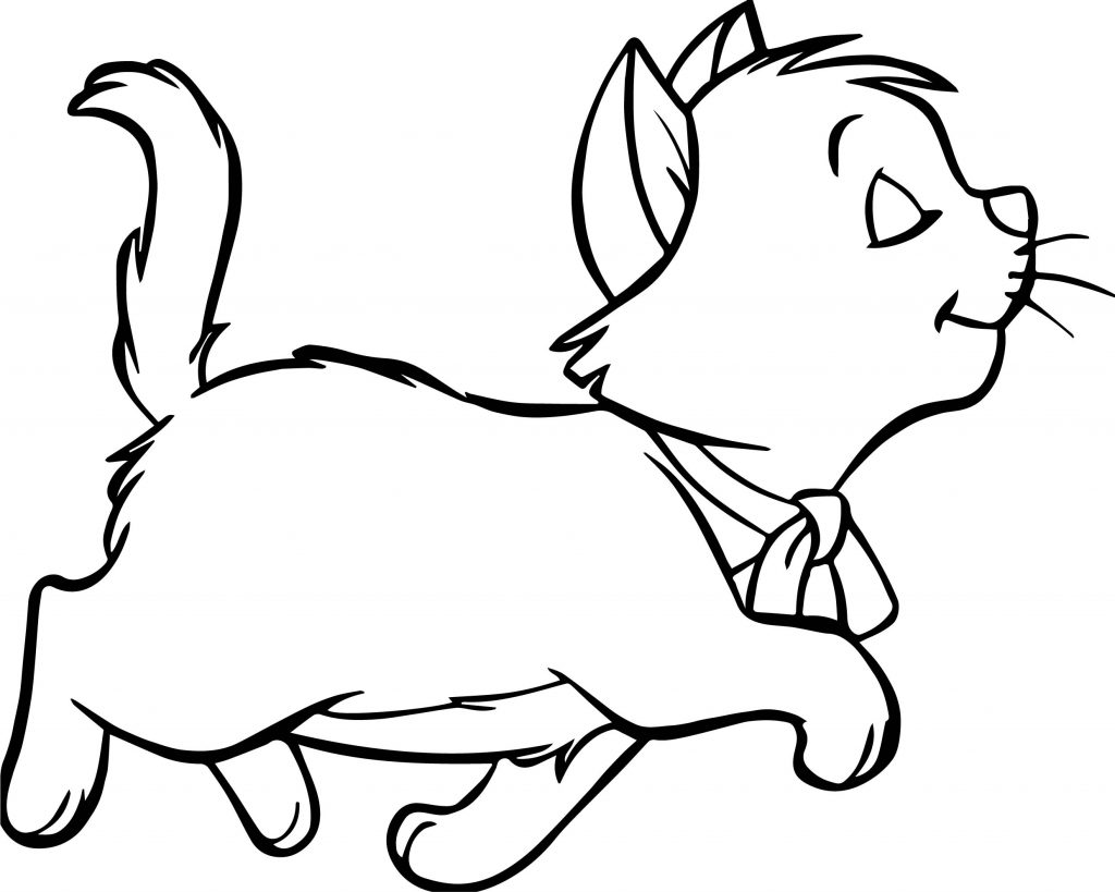 1024x819 Aristocat Coloring Pages For Children The Aristocats Kids Free
