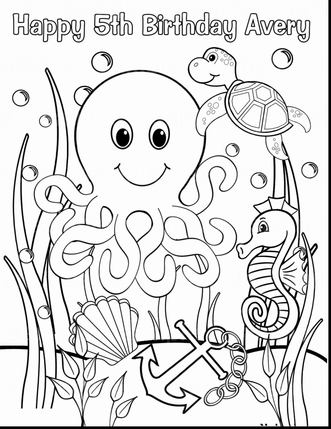 1274x1650 Coloring Pictures Of Marine Animals Fresh Luxury Of Sea Life