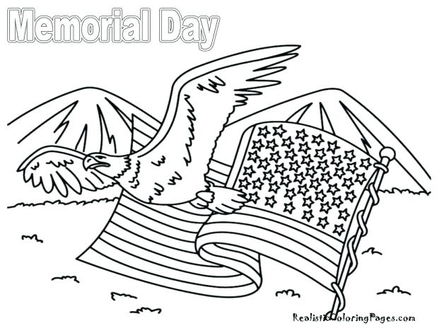 618x464 Memorial Day Coloring Pages Memorial Day Coloring Sheets Printable