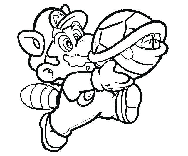 640x533 Mario World Coloring Pages Fire Peach Super World U Super Mario