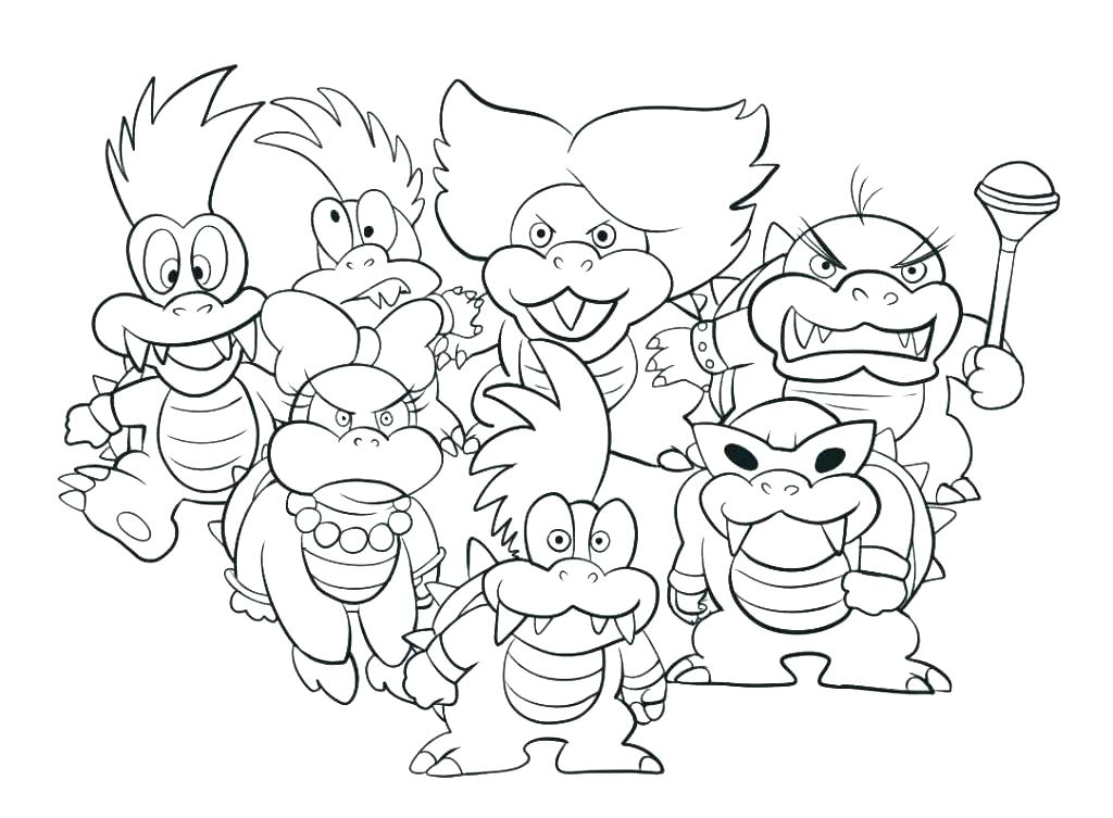 1024x753 Super Mario World Coloring Pages Index Coloring Pages Super Mario