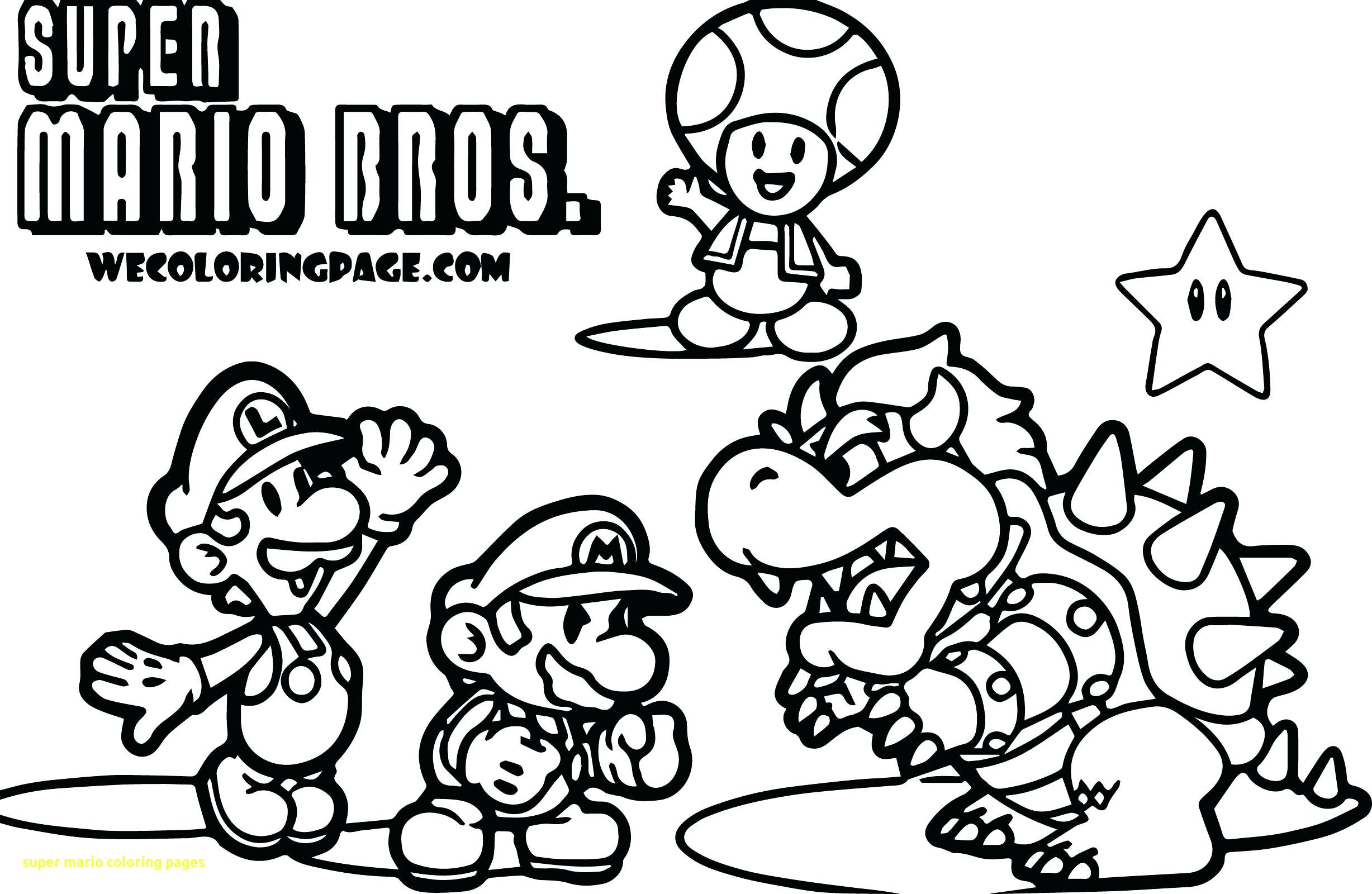 223 Ausmalbilder Super Mario 23d World - Besten Bilder von ausmalbilder