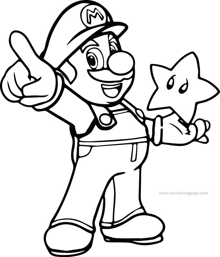 700x819 Coloring Page Mario Color Page Super Coloring Pages Super Coloring
