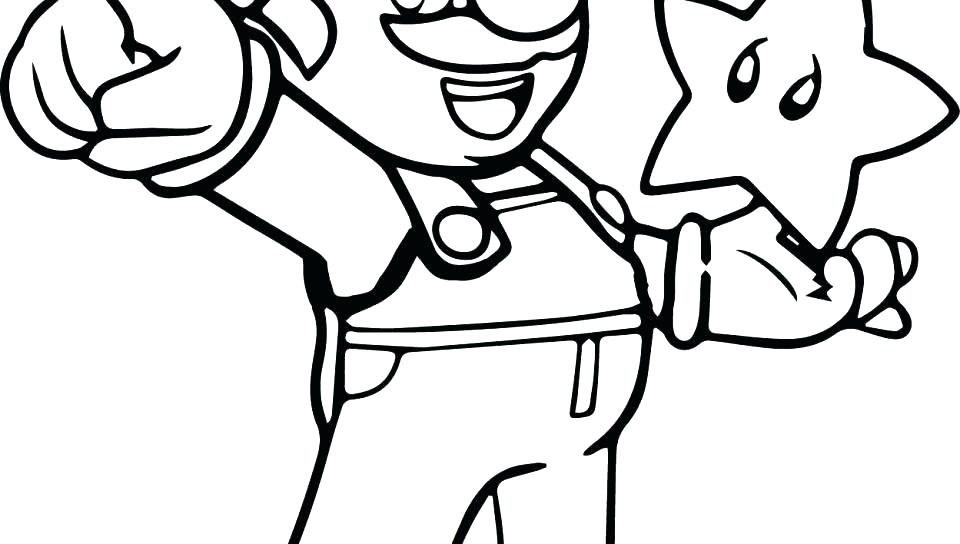 960x544 Mario Bro Coloring Pages Baby Characters Coloring Pages Printable