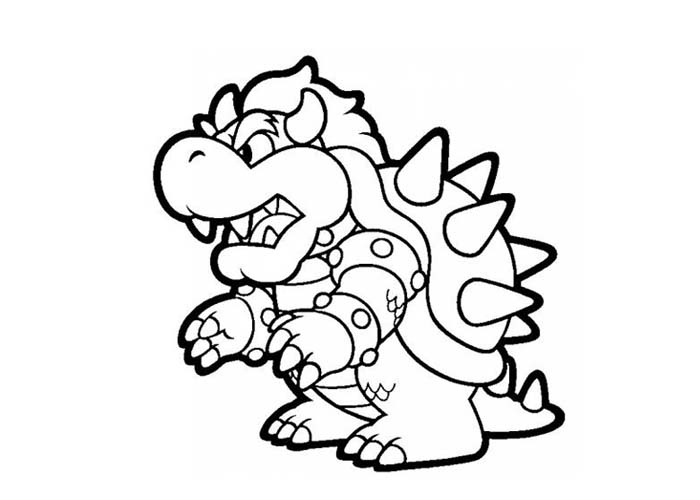 700x500 Mario Brothers Coloring Pages Beautiful Mario Brothers Coloring